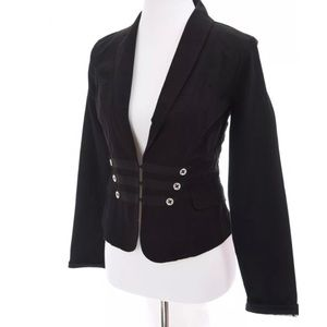 Cabi Tailored Military Blazer Riding Sz 2